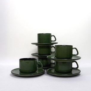 緑&黒 Melitta Ceracron