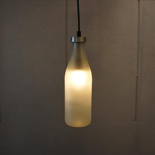 オランダ産ー光る牛乳瓶