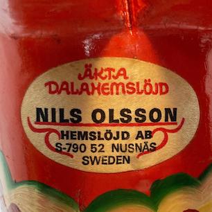 Vintage Sweden