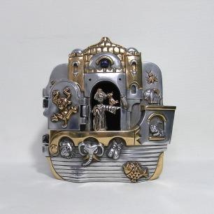 Frank Meisler 「ノアの箱舟」<br/>Sculpture Box