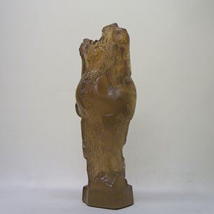 Daum France 琥珀色の裸婦像