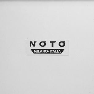 80's Italy Zeus-Noto Console table