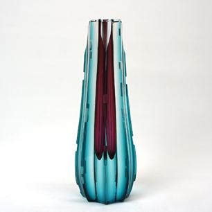 Pavel Hlava 「カットガラスと光彩の魔法」