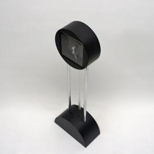 80's Japanese Postmodern Design Pendulum Clock