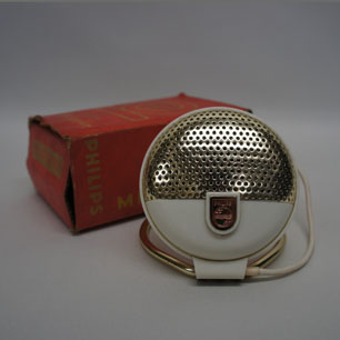 PHILIPS Atomic Design Microphone