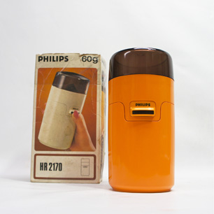 Vintage PHILIPS Design 入門機-2