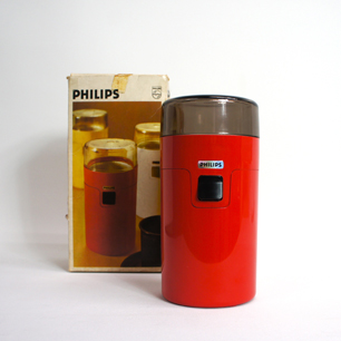 70's PHILIPS HR2109 Coffee Mill
