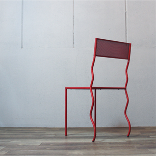 80's Italy Post Modern Design Chair