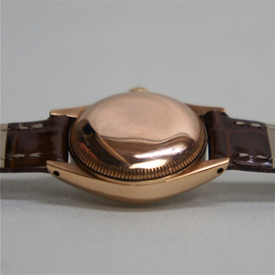 40's ROLEX Oyster Perpetual 9K Pink Gold