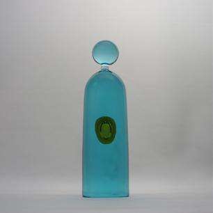 生命を宿したムラノガラス