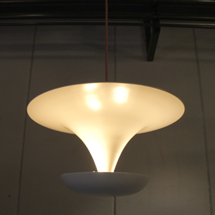 Space Ship Pendant Lamp