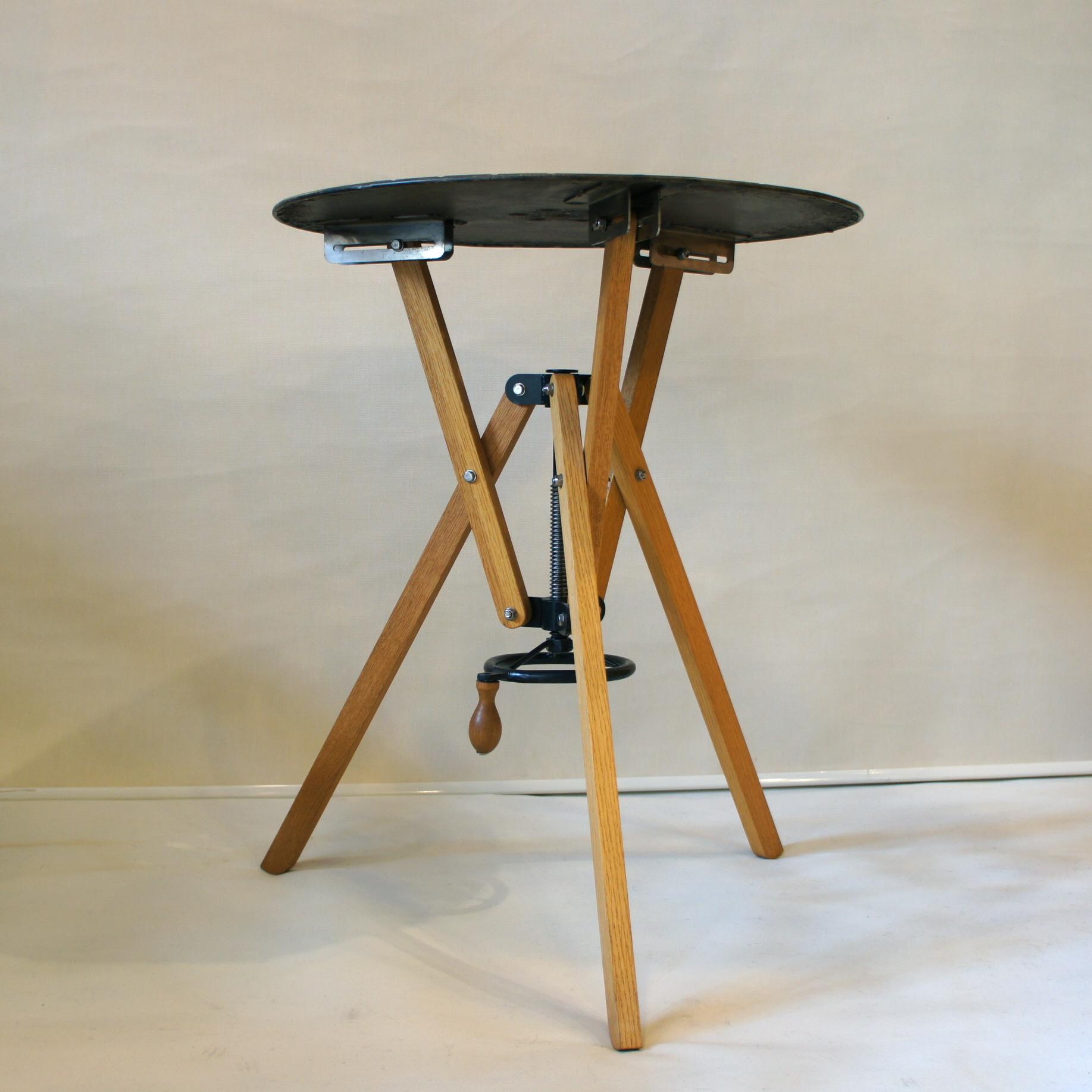 前川秀樹作 ストーンカッターテーブル「タリット」
