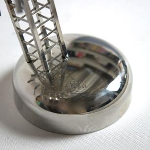 正木隆 Abstruct Metal Sculpture / 金属抽象彫刻  その2