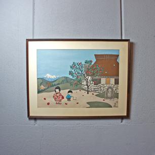 「谷内六郎」日本の春の心象風景
