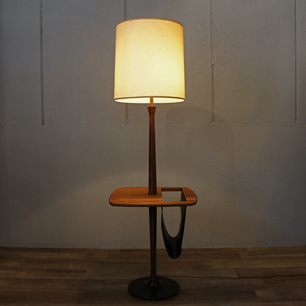 60s vintage teak lamp tablecollectiongraphiobro stil 60s vintage teak lamp table mozeypictures Gallery