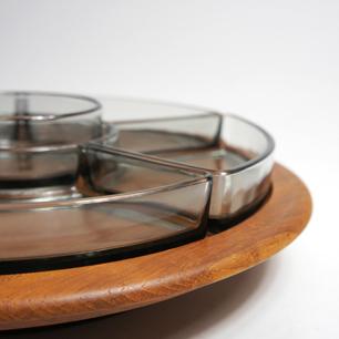 食卓のメリーゴーランド