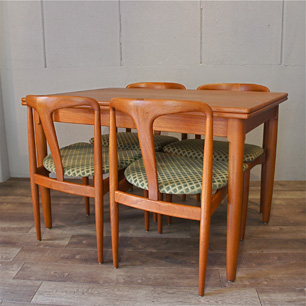 "Danish "" The Dining Furniture"