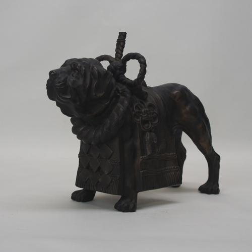 全国土佐犬普及会 横綱犬 フィギュア