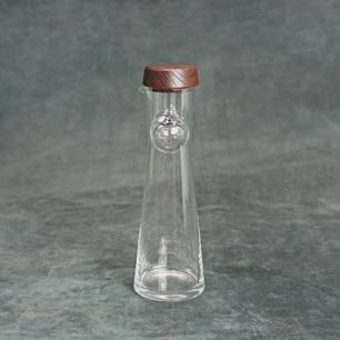 1960年 船越三郎デザイン 保谷硝子 ビネガーボトル