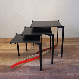 テーブル「イタリア建築」