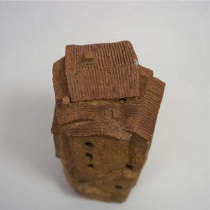 長谷川 和幸 陶芸作品「陶の家」
