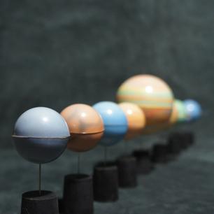 卓上の太陽系