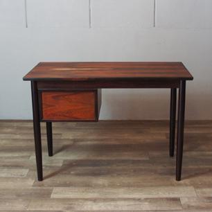 70's 山品木工 ブラジリアンローズウッド セクレタリーデスク