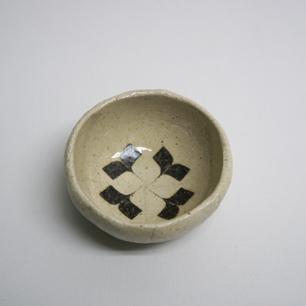 會田雄亮 忍野窯 練込小鉢